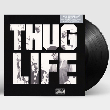 THUG LIFE VOLUME 1 [FEATURING 2PAC] [25TH ANNIVERSARY] [180G LP]