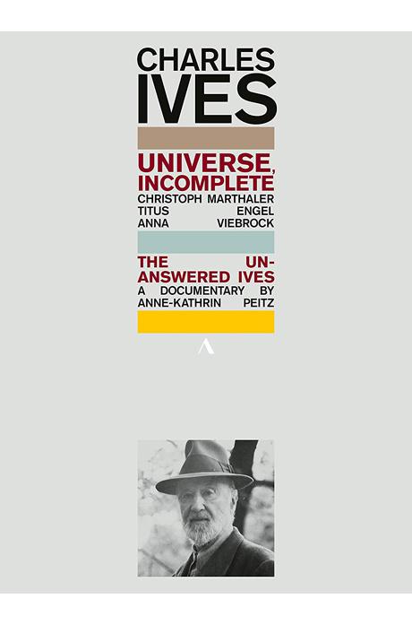 UNIVERSE, INCOMPLETE: THE UNANSWERED IVES [찰스 아이브스의 다큐: 우주, 미완성(영상 다큐멘터리 포함)] [한글자막]