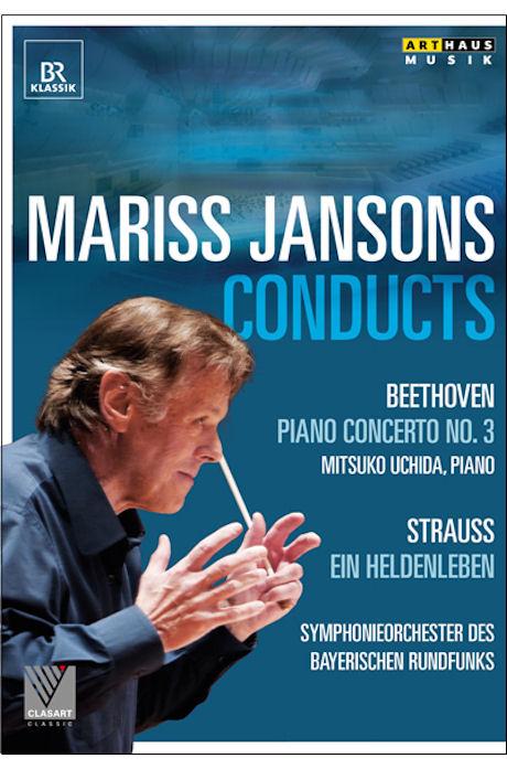 PIANO CONCERTO NO.3 & EIN HELDENLEBEN/ MITSUKO UCHIDA, MARISS JANSONS