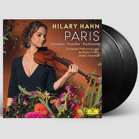 PARIS/ MIKKO FRANCK [파리: 쇼숑: 시곡, 프로코피에프, 라우타바라 - 힐러리 한] [LP]