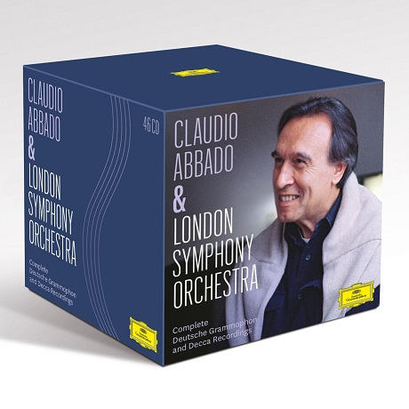 COMPLETE DEUTSCHE GRAMMOPHON AND DECCA RECORDINGS [아바도 & 런던심포니오케스트라 전집]