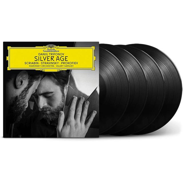 SILVER AGE/ VALERY GERGIEV [실버 에이지: 스크리아빈, 스트라빈스키, 프로코피에프 - 다닐 트리포노프] [LP]