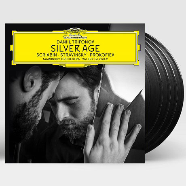 SILVER AGE/ VALERY GERGIEV [실버 에이지: 스크리아빈, 스트라빈스키, 프로코피에프 - 다닐 트리포노프] [180G LP]