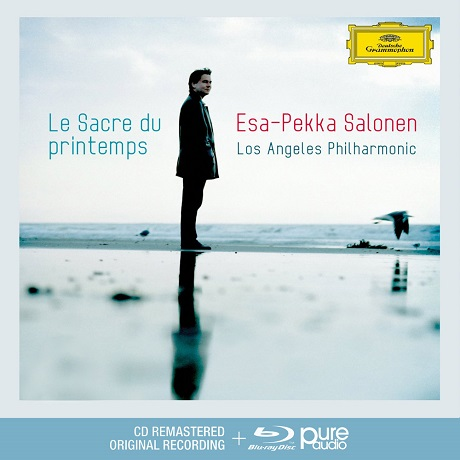 LE SACRE DU PRINTEMPS/ ESA-PEKKA SALONEN [CD+BDA] [스트라빈스키: 봄의 제전 - 살로넨]