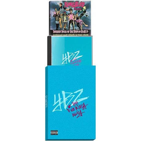 WEIRD! [CD+COMIC BOOK]