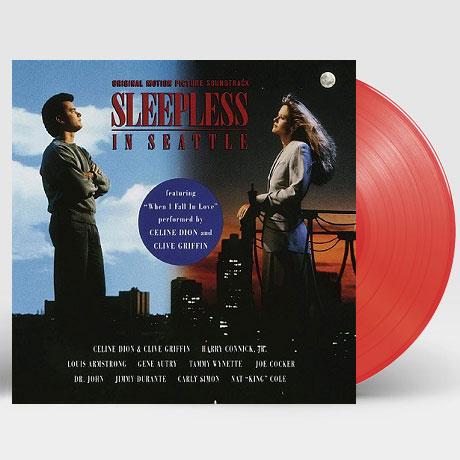 SLEEPLESS IN SEATTLE [시애틀의 잠 못 이루는 밤] [180G RED VALENTINE LP]