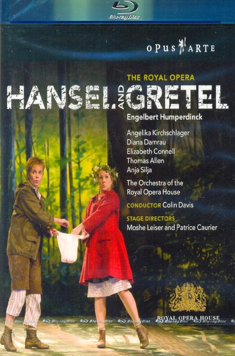 HANSEL AND GRETEL/ THE ROYAL OPERA, COLIN DAVIS [훔퍼딩크: 헨젤과 그레텔]