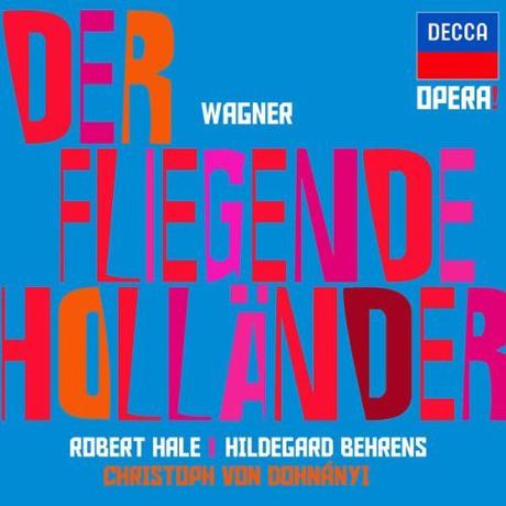 DER FLIEGENDE HOLLANDER/ CHRISTOPH VON DOHNANYI