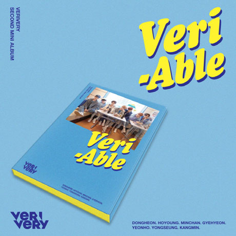VERI-ABLE [미니 2집] [키트]