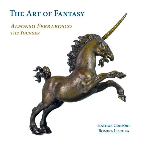 THE ART OF FANTASY/ HATHOR CONSORT, ROMINA LISCHKA [페라보스코 2세: 비올을 위한 환상곡]