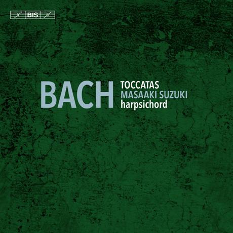 TOCCATAS/ MASAAKI SUZUKI [SACD HYBRID] [바흐: 토카타 - 마사아키 스즈키]