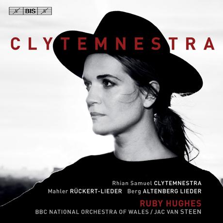 CLYTEMNESTRA/ JAC VAN STEEN [SACD HYBRID] [클리타임네스트라: 관현악 반주에 의한 노래 - 루비 휴즈]