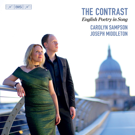 THE CONTRAST: ENGLISH POETRY IN SONG/ JOSEPH MIDDLETON [SACD HYBRID] [콘트라스트: 영국 유명시 - 캐롤린 샘슨]집
