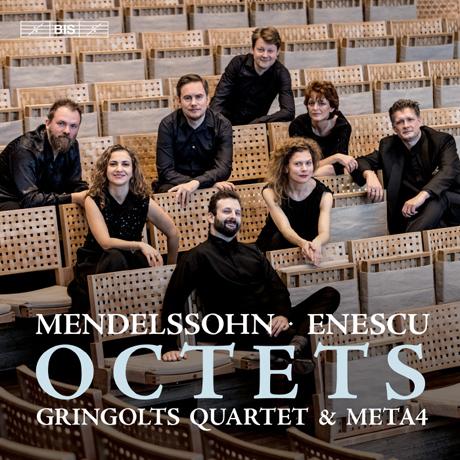 OCTETS/ GRINGOLTS QUARTET, META4 [SACD HYBRID] [멘델스존 & 에네스코: 8중주 - 그린골츠 사중주단, META4]