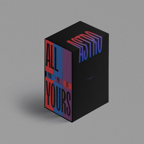ALL YOURS [정규 2집] [SET VER] [한정반]