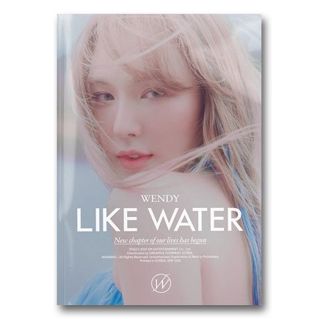 LIKE WATER [미니 1집] [PHOTO BOOK VER]
