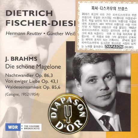 DIE SCHONE MAGELONE/ FISCHER-DIESKAU/ REUTTER/ WEIBENBORN