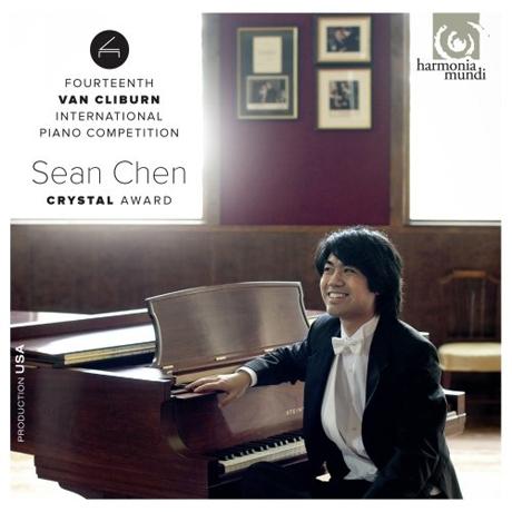14TH VAN CLIBURN INTERNATIONAL PIANO COMPETITION [숀 첸: 제14회 반 클라이번 국제 피아노대회 동메메달 수상자]