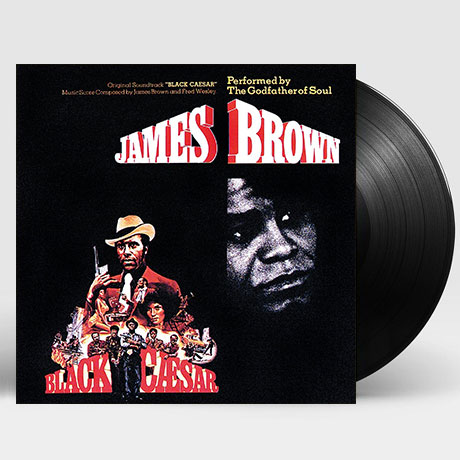 BLACK CAESAR: BY JAMES BROWN [흑인 시저] [LP]