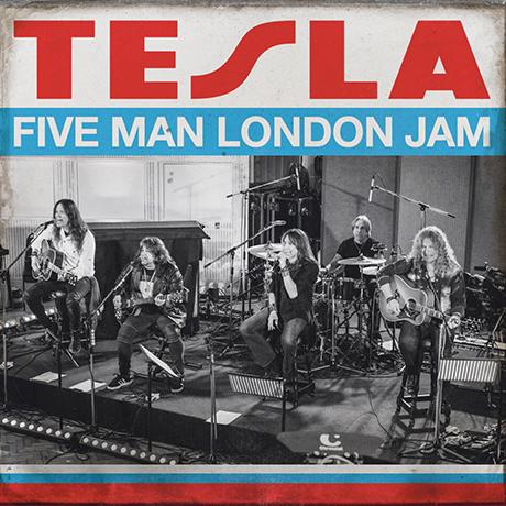 FIVE MAN LONDON JAM: LIVE AT ABBEY ROAD STUDIOS