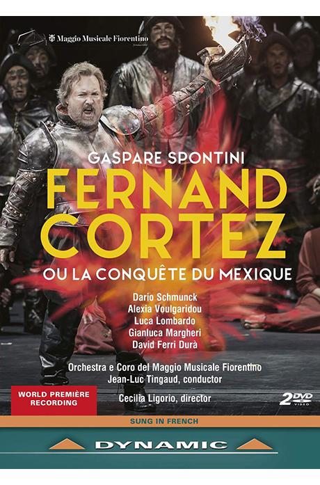 FERNAND CORTEZ OU LA CONQUETE DU MEXIQUE/ JEAN-LUC TINGAUD [스폰티니: 페르난드 코르테즈 - 장 뤽 탱고] [한글자막]
