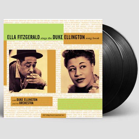 SINGS THE DUKE ELLINGTON SONGBOOK [180G LP]