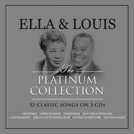 ELLA & LOUIS THE PLATINUM COLLECTION