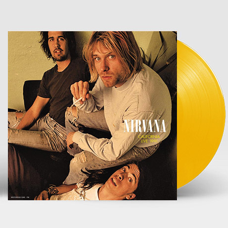 LIVE AT PAT O`BRIAN PAVILLION DEL MAR CALIFORNIA LIVE 1991 [180G YELLOW LP]