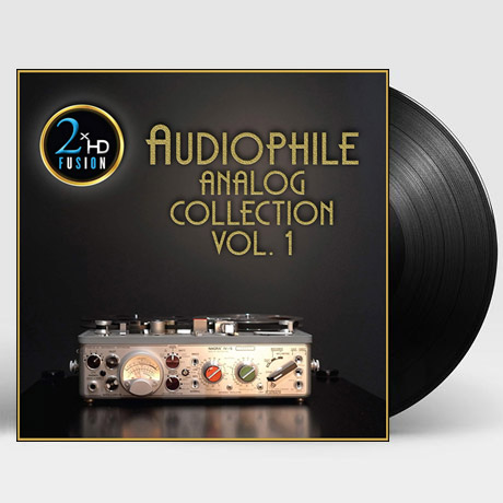 AUDIOPHILE ANALOG COLLECTION VOL.1 [180G LP]