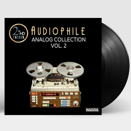 AUDIOPHILE ANALOG COLLECTION VOL.2 [180G LP]