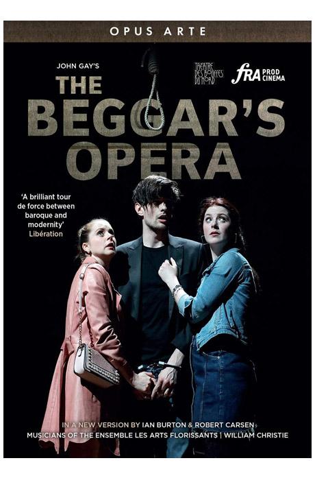 THE BEGGAR`S OPERA/ WILLIAM CHRISTIE [게이 & 페푸쉬: 거지 오페라] [한글자막]