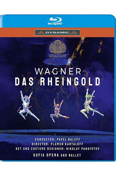 DAS RHEINGOLD/ SOFIA OPERA AND BALLET, PAVEL BALEFF [바그너: 오페라 <라인의 황금>] [한글자막]