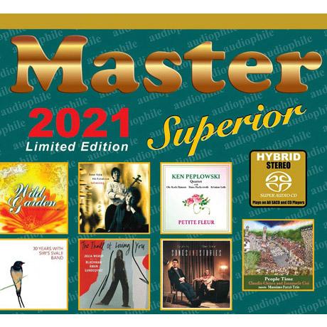 MASTER SUPERIOR 2021 [SACD HYBRID]