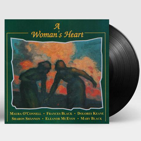 A WOMAN`S HEART [LP]
