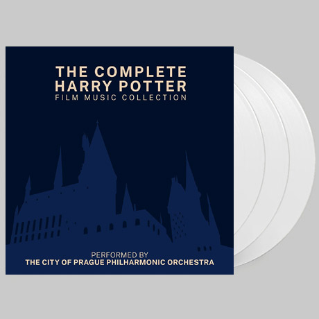 THE COMPLETE HARRY POTTER FILM MUSIC COLLECTION [해리 포터 컬렉션] [손글씨 넘버링 한정반] [WHITE LP]