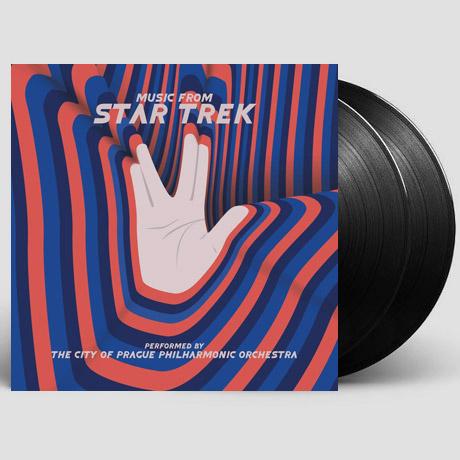 MUSIC FROM STAR TREK [스타 트렉 시리즈] [한정반] [LP]