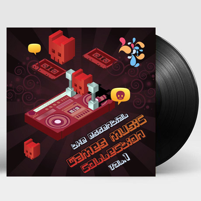 THE ESSENTIAL GAMES MUSIC COLLECTION VOL.1 [비디오 게임 사운드 트랙 모음 1집] [한정반] [LP]