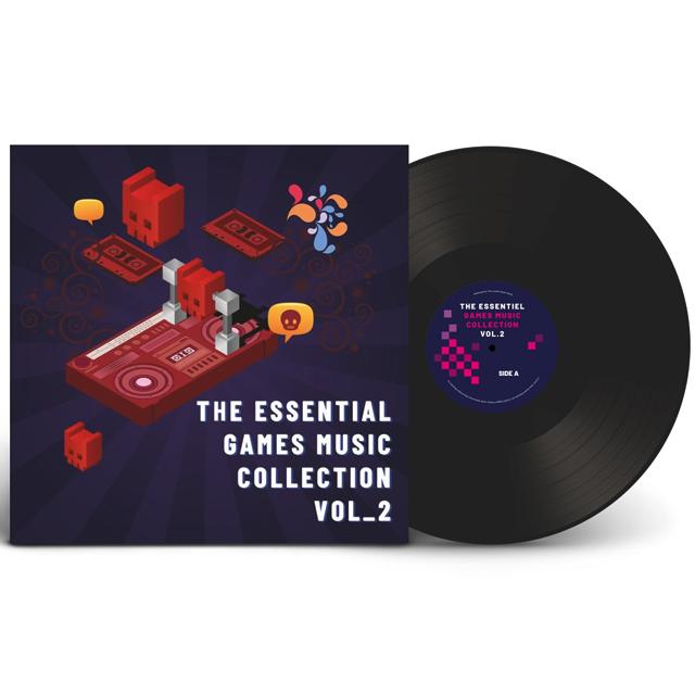 THE ESSENTIAL GAMES MUSIC COLLECTION VOL.2 [비디오 게임 사운드 트랙 모음 2집] [한정반] [LP]
