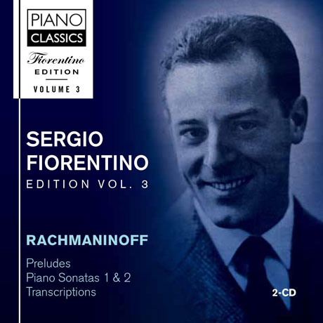 RACHMANINOFF: EDITION VOL.3