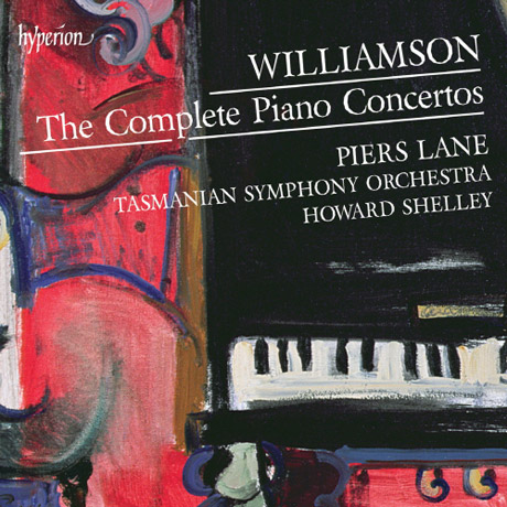 THE COMPLETE PIANO CONCERTOS/ PIERS LANE, HOWARD SHELLEY