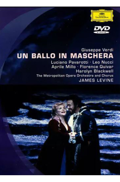 UN BALLO IN MASCHERA/ JAMES LEVINE [베르디: 가면무도회/ 레바인 DTS]