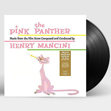 THE PINK PANTHER [DELUXE] [핑크 팬더] [180G LP]
