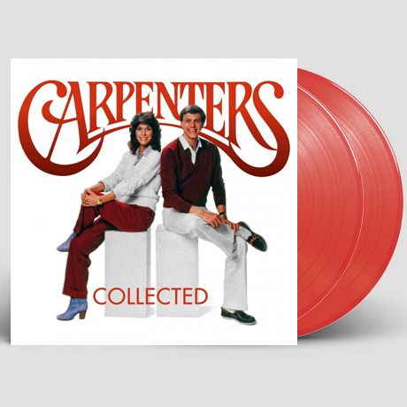 COLLECTED [180G RED LP]