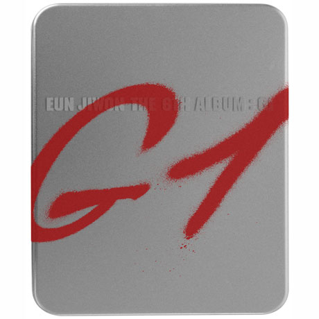 EUN JIWON THE 6TH ALBUM: G1 [RED VER]