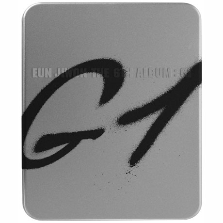 EUN JIWON THE 6TH ALBUM: G1 [BLACK VER]