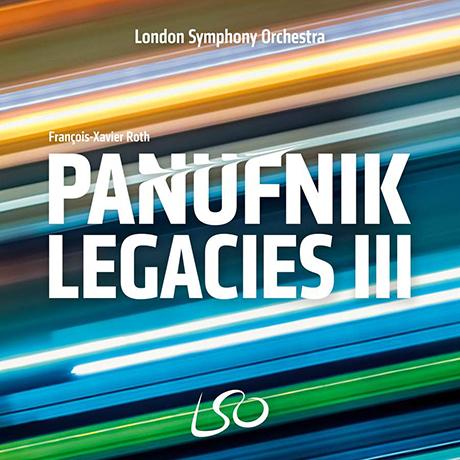 THE PANUFNIK LEGACIES 3/ FRANCOIS-XAVIER ROTH [파누프니크 레거시 3집 - 프랑수아 자비에 로트]