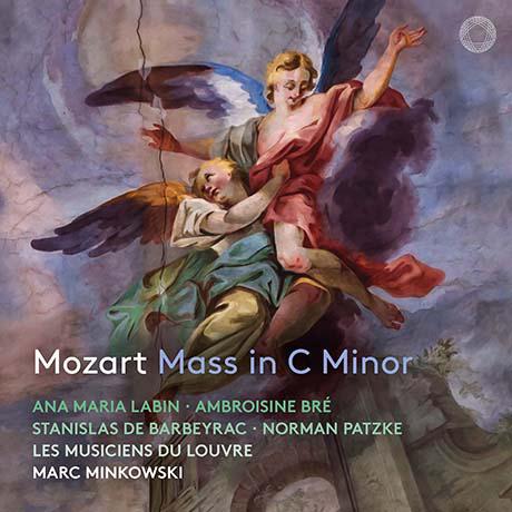 MASS IN C MINOR/ MARC MINKOWSKI [모차르트: 미사곡 C단조 - 마크 민코프스키]