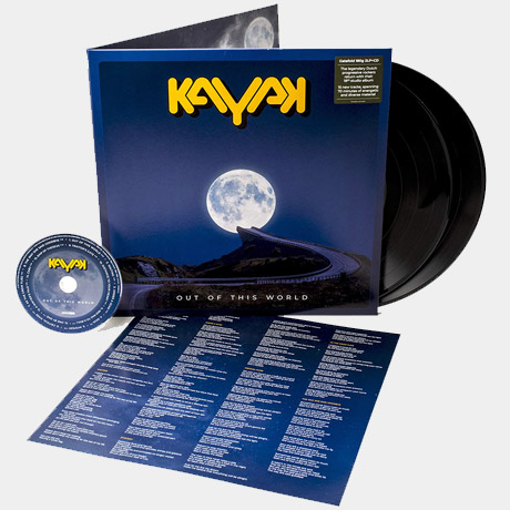 OUT OF THIS WORLD [180G 2LP+CD]
