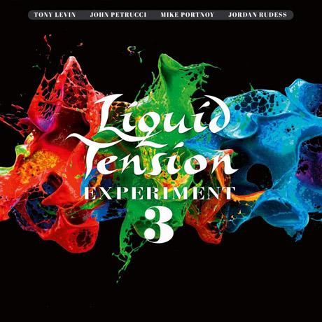 LIQUID TENSION EXPERIMENT 3 [2CD+BLU-RAY ARTBOOK] [한정반]