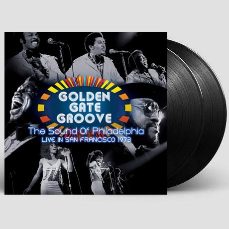 GOLDEN GATE GROOVE: THE SOUND OF PHILADELPHIA IN SAN FRANCISCO 1973 [RSD 2021] [LP]